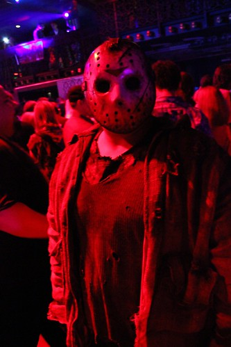 Con of the Dead party
