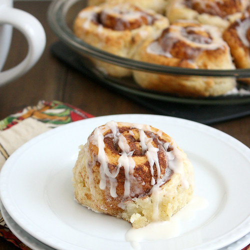 Cinnamon Swirl Cream Biscuits