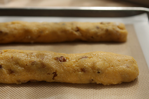 Cornmeal Biscotti - David Lebovitz