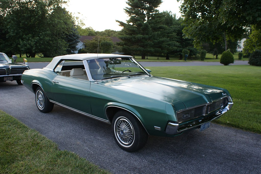 67 Cougar XR7 GT & 69 Cougar Vert For Sale - The Mustang Source - Ford Mustang Forums
