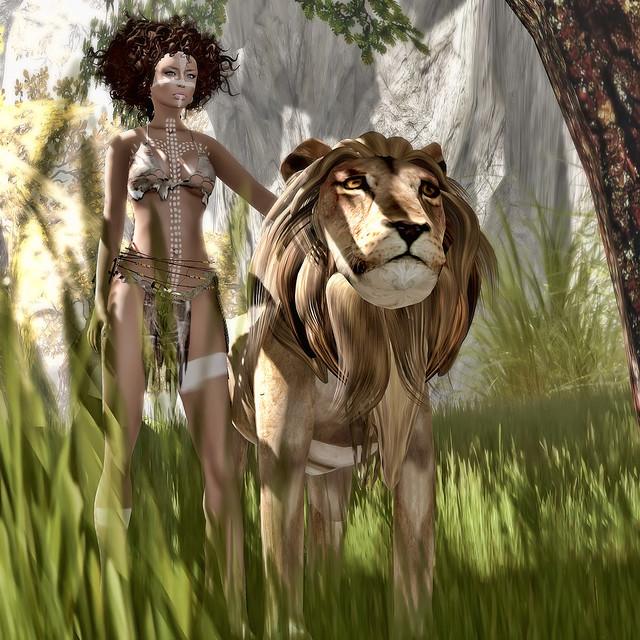 Meet Leo the Lion