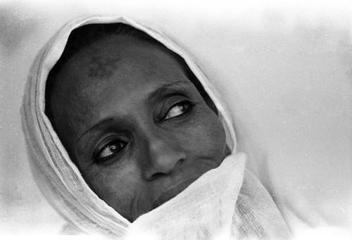 Eritrean woman