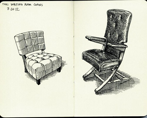 waiting room chairs