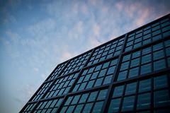 The Wythe Hotel Glass Roof - Williamsburg, Brooklyn