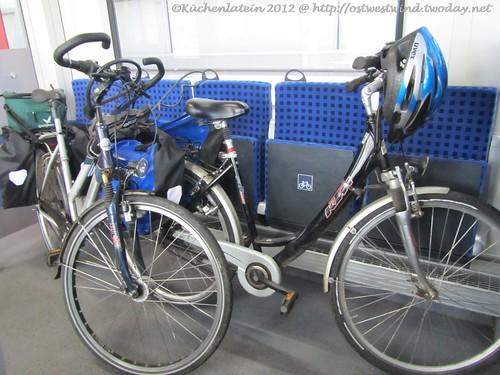 Mit dem Fahrrad unterwegs Von Kiel nach Lauenburg