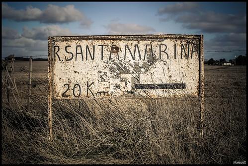 A santamarina by MarcosCousseau