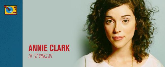 Annie Clark St. Vincent