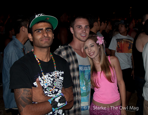 HARD Summer Music Festival LA 2012
