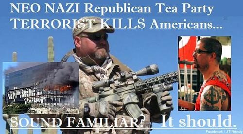 Republicans Are Domestic Terrorists: Daily Kos: 100ProofPolitics