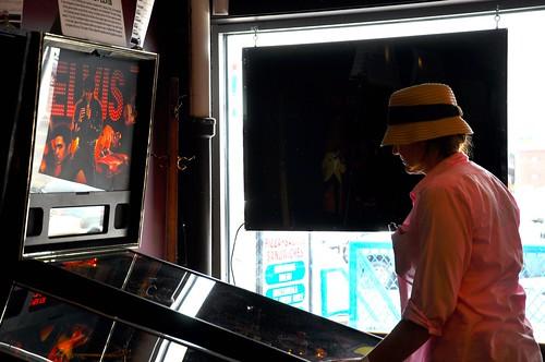 Elvis Pinball Fan
