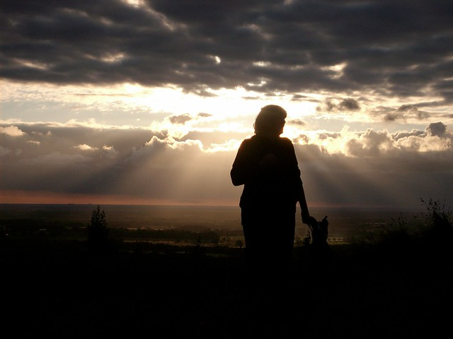 My Lady on Ashurst Beacon