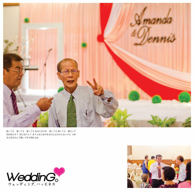 Amanda & Dennis Wedding Reception5