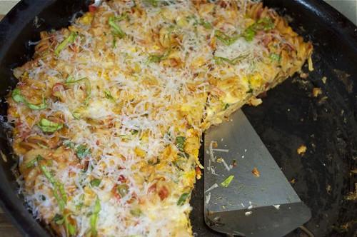 pasta frittata 21
