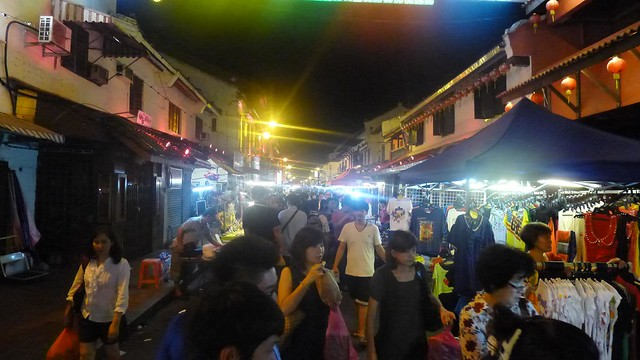 Malacca: Happenings Night @ Geographer Cafe, Jonker Walk