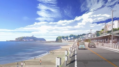 TARITARI × 江ノ電 - 比較用