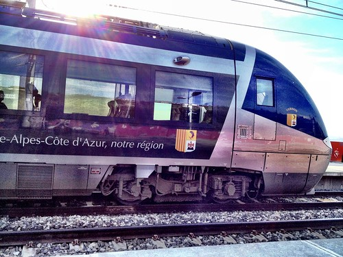 Train to Toulon from Marseille