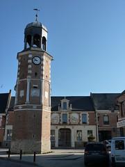 Le beffroi de Crécy-sur-Serre - Photo of Barenton-sur-Serre
