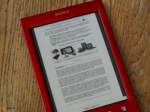 Affichage d'un PDF