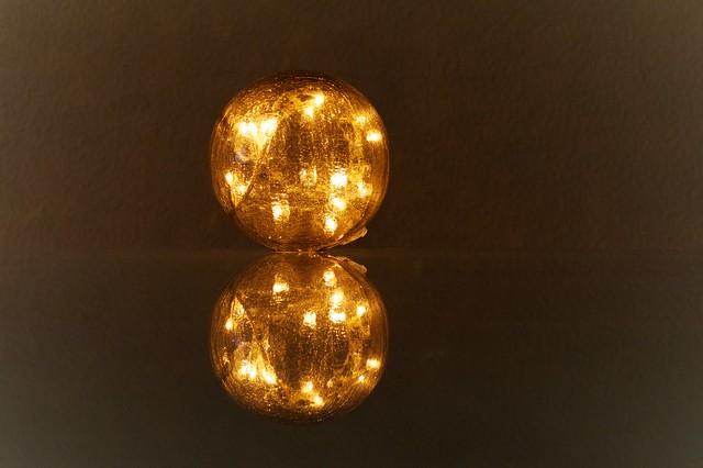 233/366: Bolas de luz