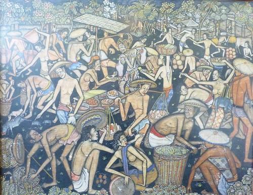 Bali- Ubud-Musée Puri Lukisan (3)