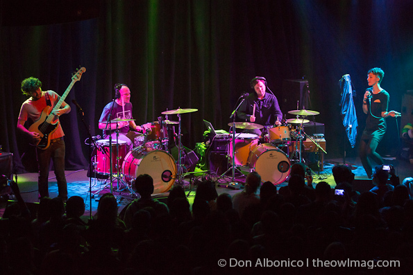 LIVE REVIEW: Poliça @ The Independent, SF 8/20/12