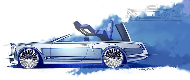 Bentley_Mulsanne Convertible Concept_Image 2