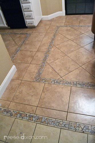 Fancy tile