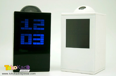 Projector LED Clock