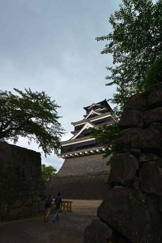 2012夏日大作戰 - 熊本 - 熊本城 (10)