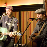 Sun, 04/11/2012 - 9:47pm - Music, wine and food with big-hearted artists and contributors, November 4, 2012. The Highline Sessions at Del Posto are hosted by Rita Houston and Joe Bastianich. Photo by Laura Fedele