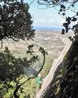 Dennis Climbing Solar