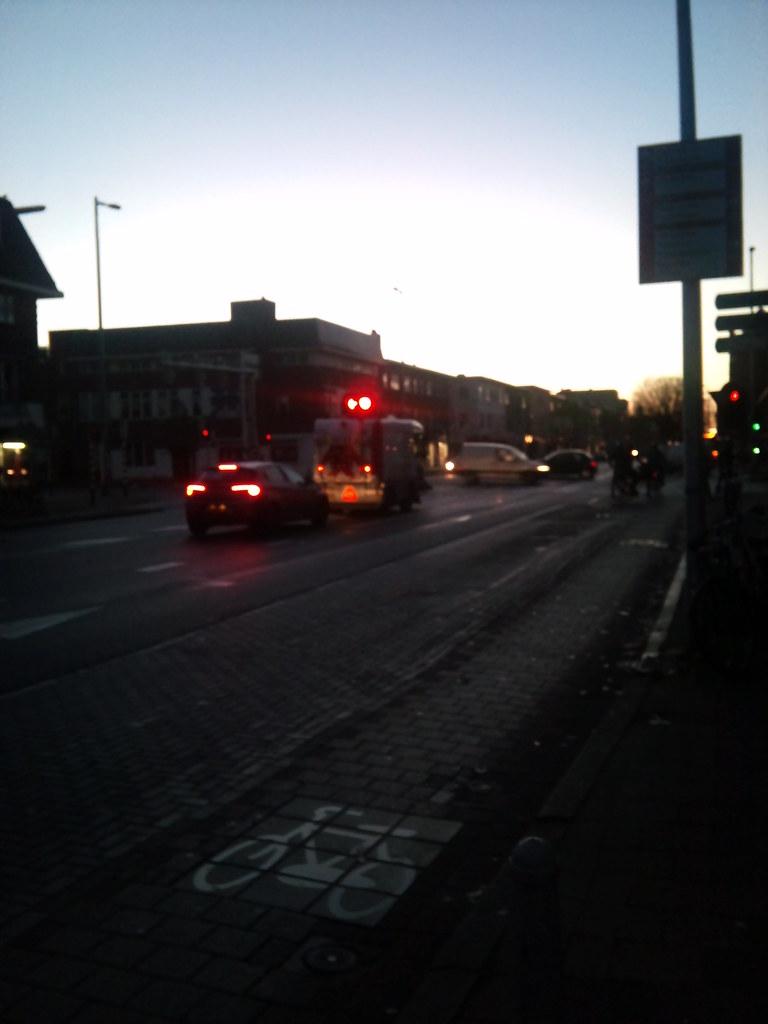 Kruispunt Amsterdamsestraatweg & Marnixlaan