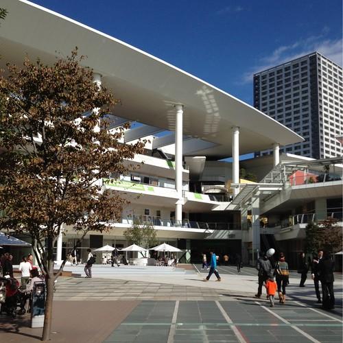 ラゾーナ川崎 by haruhiko_iyota