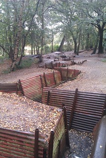 WW1 Trenches: Sanctuary Wood