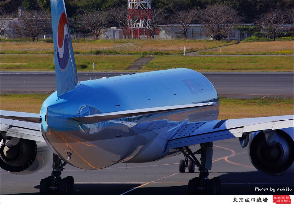 Korean Air / HL8216 / Tokyo - Narita International