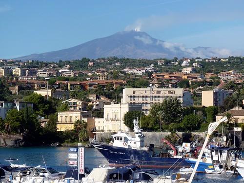 Etna, conclusa nuova fase parossistica. Aeroporto operativo$