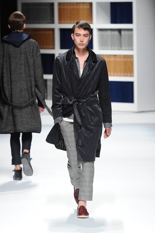 FW14 tokyo FACTOTUM012_Sen Mitsuji(Fashion Press)