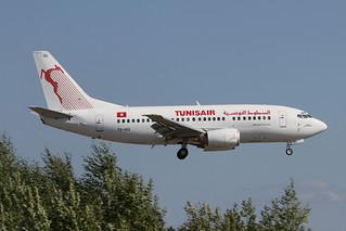 Tunisair 737 TS-IOG
