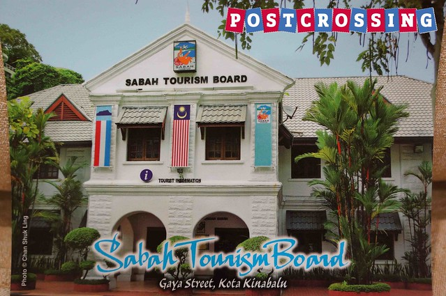 Sabah - Tourism Board, Gaya Street
