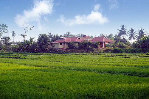 Beautiful House in Green Fields Near Srirangapatna, Karnataka, India | by Akbar - Web Designer and Freelance Photographer
