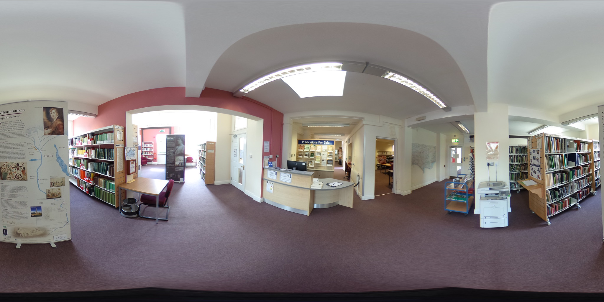 360 Dorset History Centre Local Studies Library
