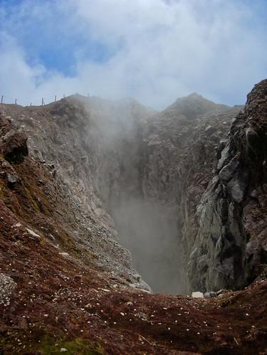 guadeloupe volcan soufrière cratère glp saintclaude fumerolle odeurdoeufpourri