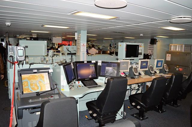 HMS Duncan (26)  @ West India Dock 21-05-16