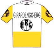 Girardengo Erg - Giro d'Italia 1957