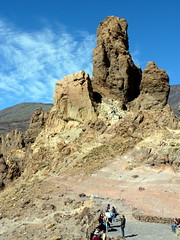 Tenerife - Roques de Garcia in the Winter
