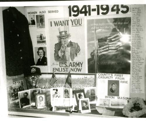 World War II Recruiting