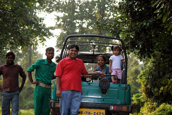 Gorumara Safari