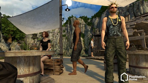 PlayStation Home: Adventure District