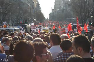 900.000 en Madrid