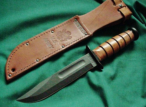 KA-BAR US Army Fighting Knife